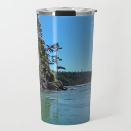 Canoe Pass Travel Mug
