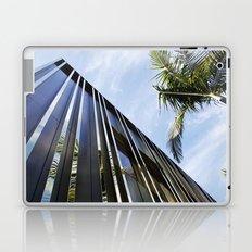 Palm Trees and Chrome Laptop & iPad Skin