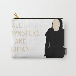 All Monsters Are Human - Sister Jude - AHS: Asylum Carry-All Pouch