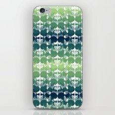 Blue Gradient iPhone & iPod Skin
