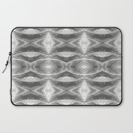 Black and White Allusion Laptop Sleeve