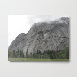 Yosemite Valley 2 Metal Print