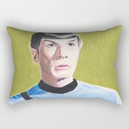 Spock Rectangular Pillow