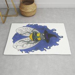 Spelling Bee Cartoon Rug