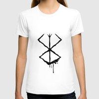 berserk T-shirts featuring The Berserk Addiction by DesignDinamique