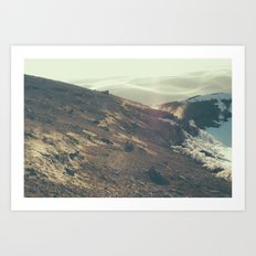 Fourteen Four Eleven Art Print