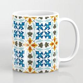 Mediterranean Tile 61 Coffee Mug