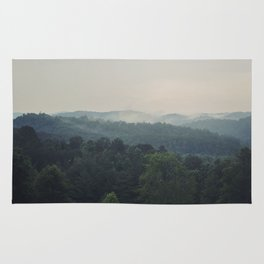 The Great Smoky Mountains Rug
