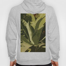 Agave Abstract Hoody