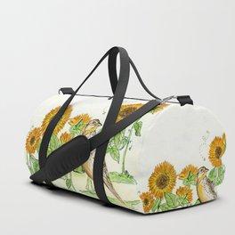 Kansas Duffle Bag