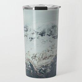 Mount Hood Peak Travel Mug