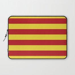 Catalunya: Catalan Flag Laptop Sleeve