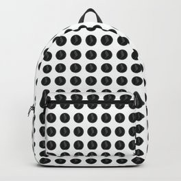 (Overworked) Guardian Angel Polka Dots Backpack