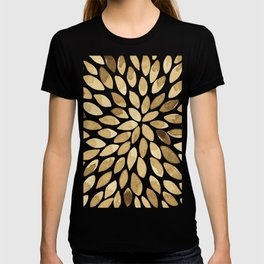 Watercolor brush strokes - neutral T-shirt