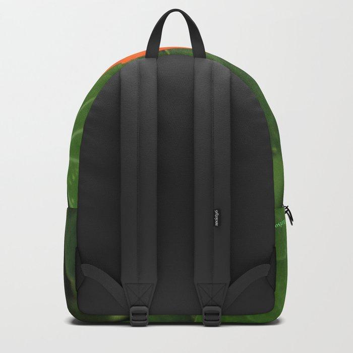 Nasturtium Backpack