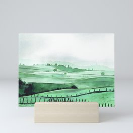 French Countryside Mini Art Print