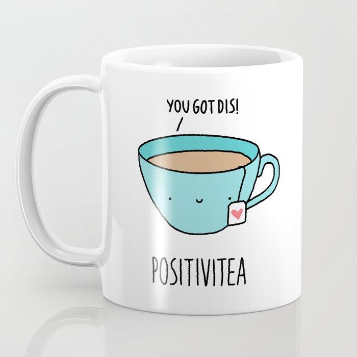 Positivitea Kaffeebecher