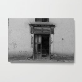 Real de Catorce Metal Print