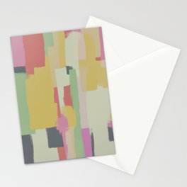 Abstract Painting No. 1 Stationery Cards