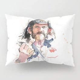 Lemmy Pillow Sham