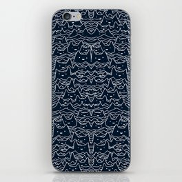 Wave of Cats iPhone Skin