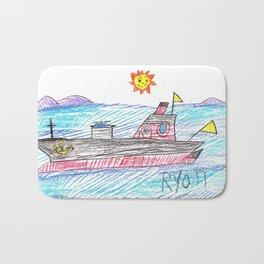 Smooth Seas Bath Mat