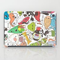 nori iPad Cases featuring Sushi Bar: Point of Nori-turn by ieIndigoEast