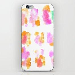 160122 Summer Sydney 2015-16 Watercolor #79 iPhone Skin