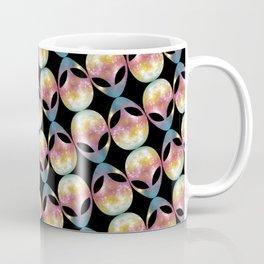 Alien Pattern Coffee Mug