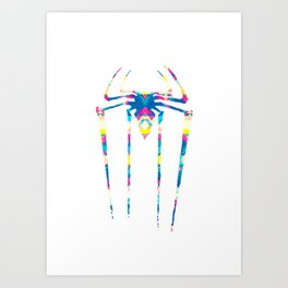 Amazing Spiderman Art Print