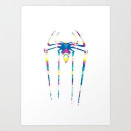 Amazing Spiderman Art Print