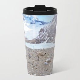 Laguna de los Tres, Patagonia, Argentina Travel Mug