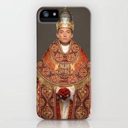 Pope iPhone Case