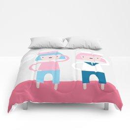 Sailor Comforters