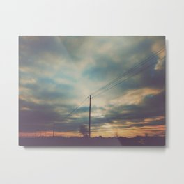 005 | austin Metal Print