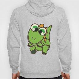 Cute Baby Dino Hoody