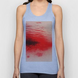 Bleeding Out Unisex Tank Top