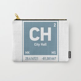 City Hall Element Carry-All Pouch