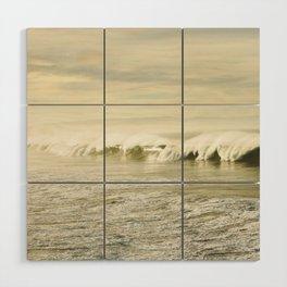 Pismo Waves Wood Wall Art