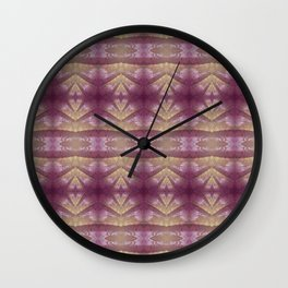 Origami Tenderness Wall Clock