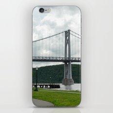 Mid Hudson iPhone & iPod Skin