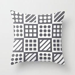 Billiplay Geometric Throw Pillow