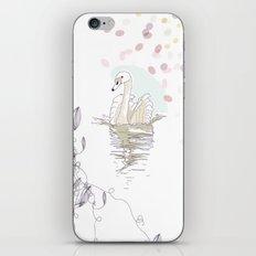 Swan iPhone Skin