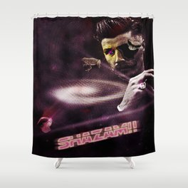 Shazam Shower Curtain
