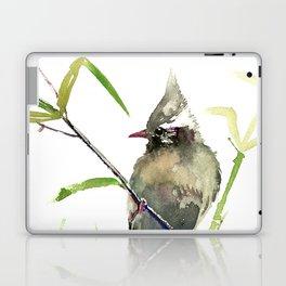 Yuhina Bird Laptop & iPad Skin