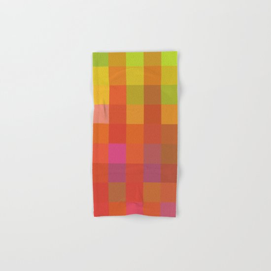 Quadros 01 Hand & Bath Towel