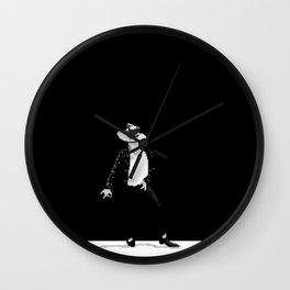 Billie Jean Wall Clock