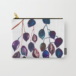 Kurrajong seeds, Minimalist, Scandi Carry-All Pouch