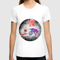 evangelion T-shirts featuring Evangelion by icantusechanwei