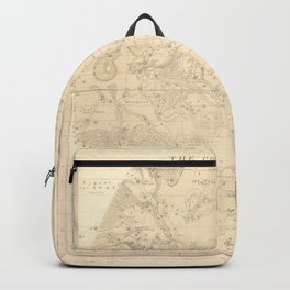 Burritt's Constellations (July, August, September) (1856) Backpack